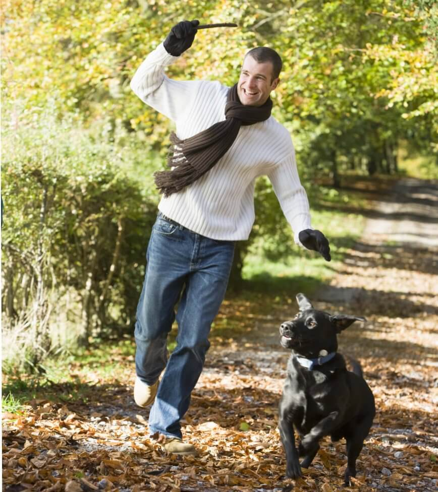 7 Fun Ways to Exercise with Your Dog